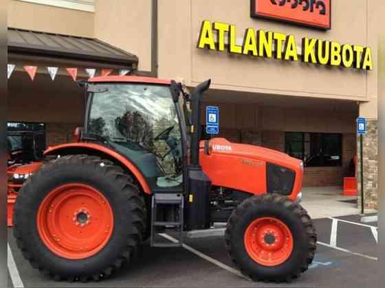 2016 Used Kubota M6-131 Tractor Marietta