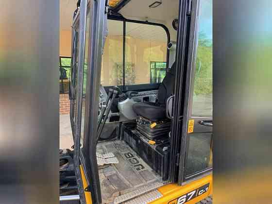 2015 Used JCB 67C-1 Excavator Marietta