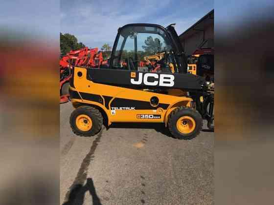 2018 Used JCB TLT35D 4X4 Telehandler Marietta
