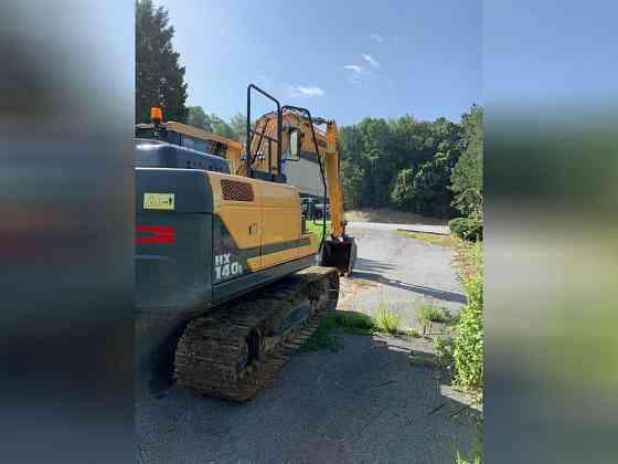 2018 New Hyundai HX140L Excavator Marietta