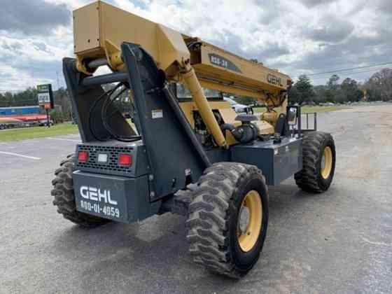 2014 Used Gehl RS6-34 Telehandler Cairo