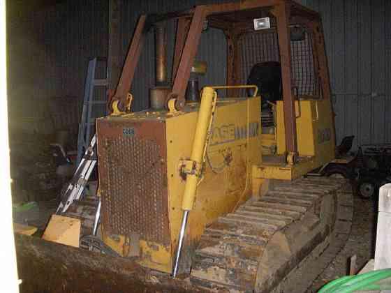 1989 Used CASE 850D Dozer Atlanta