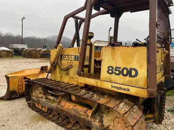 1990 Used Case 850D LT Dozer Atlanta
