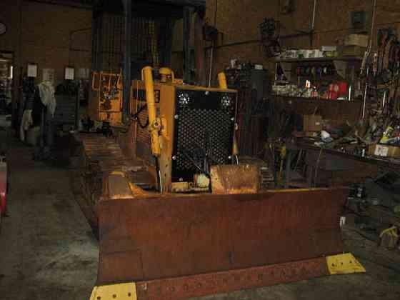 1984 Used CASE 450B Dozer Atlanta