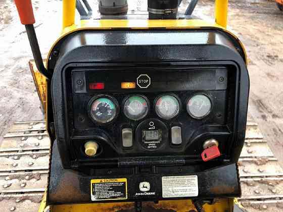 2002 Used DEERE 450H LT Dozer Atlanta