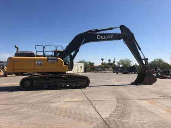 2018 New John Deere 350GLC Excavator Chandler