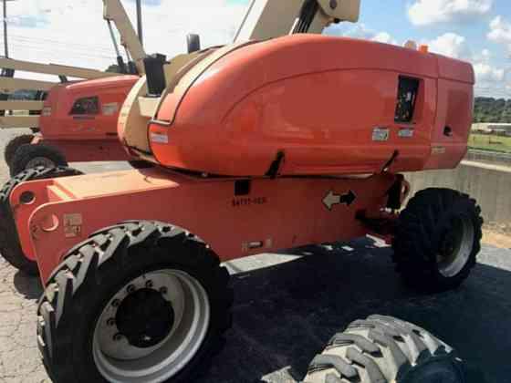 2010 Used JLG 860SJ Boom Lift Tucker