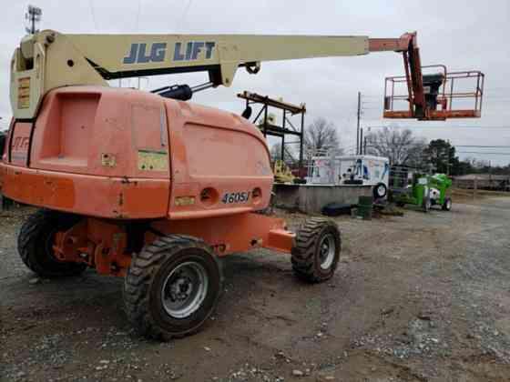 2009 Used JLG 460SJ Boom LIft Tucker