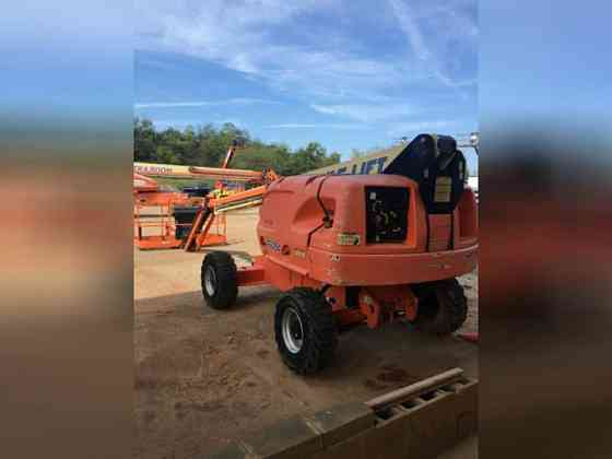 2012 Used JLG 460SJ Boom Lift Tucker