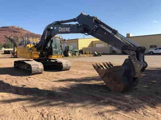 2019 New John Deere 210GLC Excavator Chandler