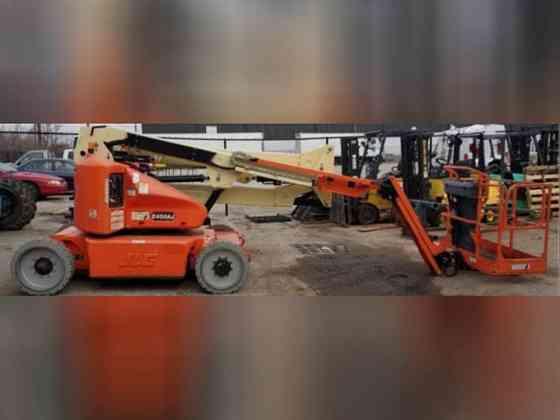 2013 Used JLG E450AJ Boom Lift Tucker