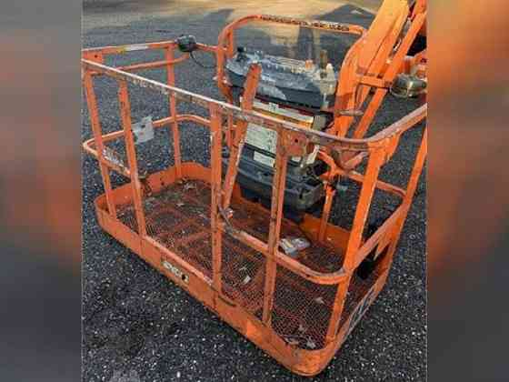2009 Used JLG 600AJ Boom Lift Tucker