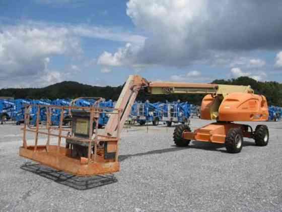 2011 Used JLG 460SJ Boom Lift Tucker