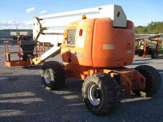 2011 Used JLG 450A II Boom Lift Tucker