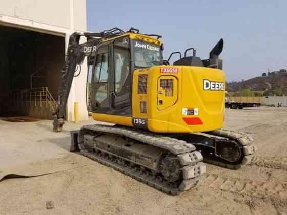 2019 New John Deere 135G Excavator Chandler