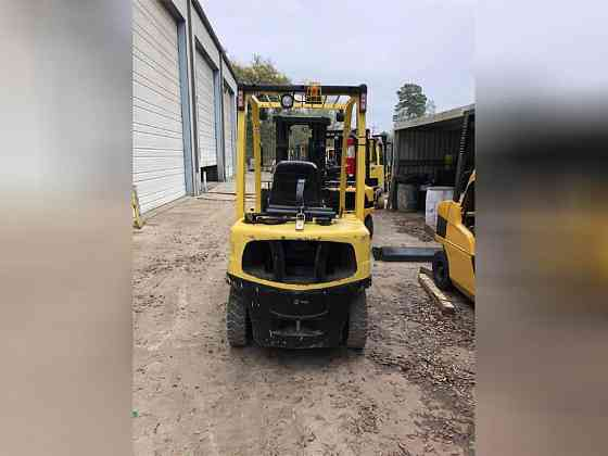 2008 Used HYSTER H60FT Foklift Houston