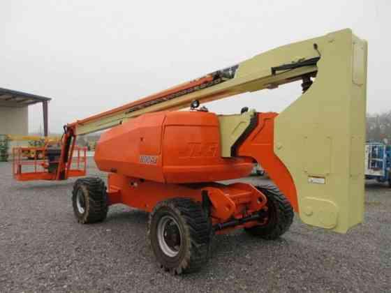2011 Used JLG 800AJ Boom Lift Tucker