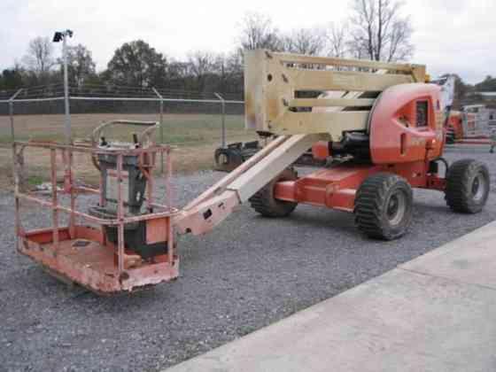 2012 Used JLG 450A Boom Lift Tucker
