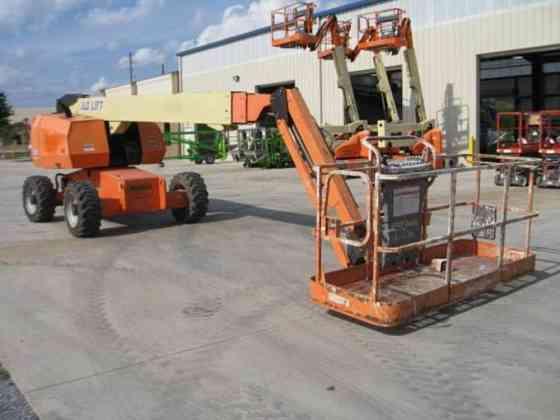 2012 Used JLG 660SJ Boom Lift Tucker