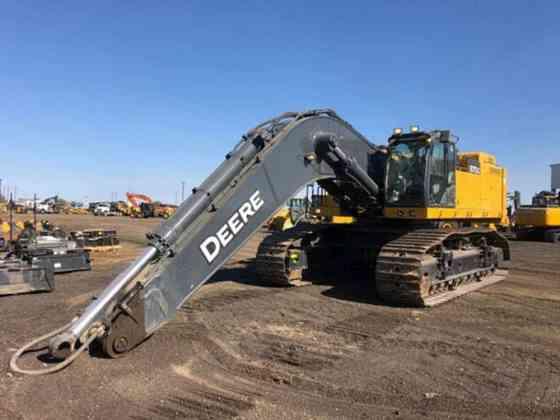 2019 New John Deere 870GLC Excavator Chandler