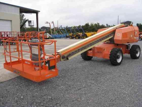 2011 Used JLG 600S Boom Lift Tucker
