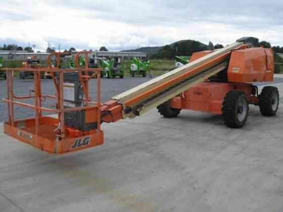 2013 Used JLG 600S Boom Lift Tucker