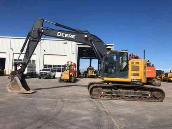 2017 New John Deere 245G Excavator Chandler