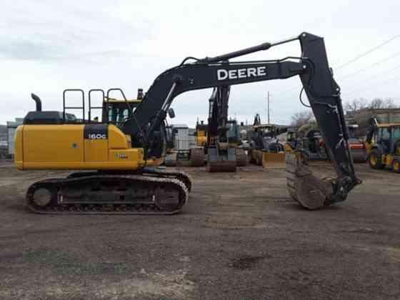2018 New John Deere 160GLC Excavator Chandler