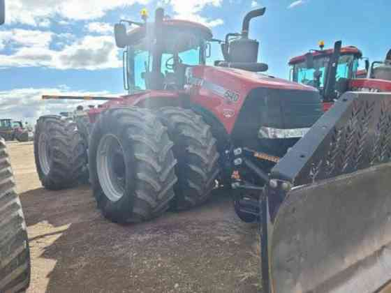 2017 Used CASE IH STEIGER 540 HD Tractor Twin Falls
