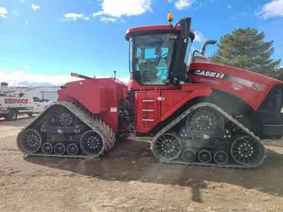 2018 Used CASE IH STEIGER 620 QUADTRAC Tractor Twin Falls