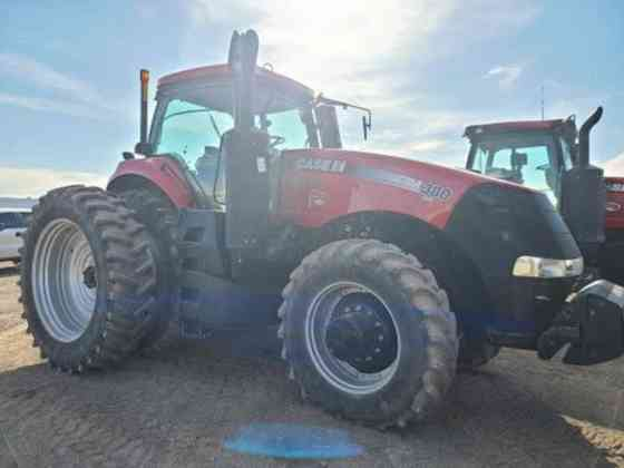 2014 Used CASE IH MAGNUM 380 CVT Tractor Twin Falls