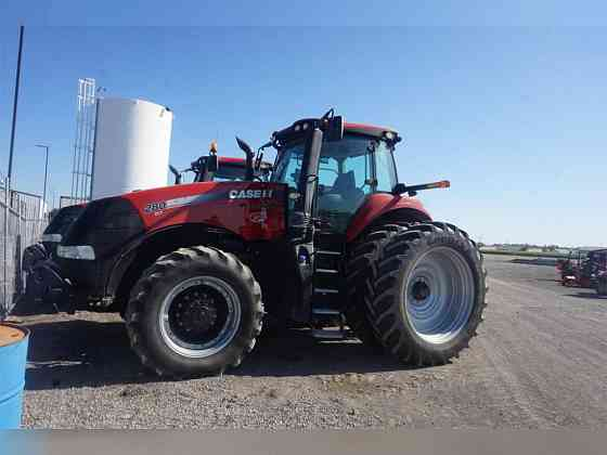 2016 Used CASE IH MAGNUM 280 CVT Tractor Twin Falls