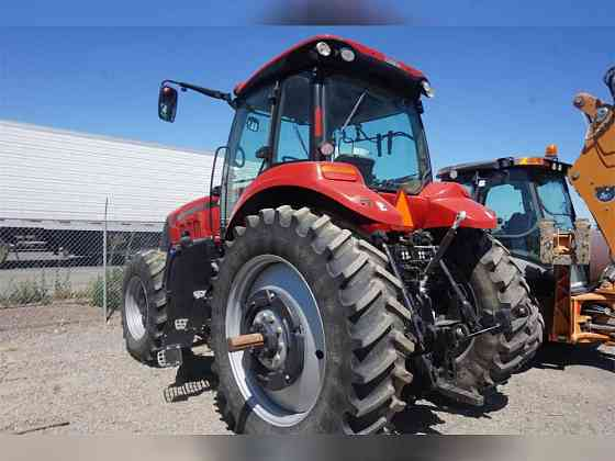2016 Used CASE IH MAGNUM 180 CVT Tractor Twin Falls
