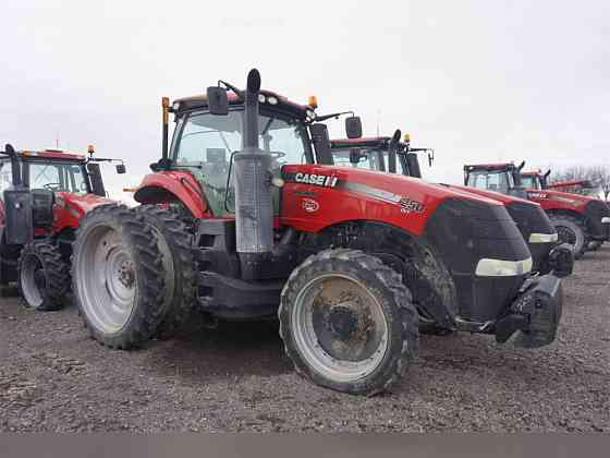 2015 Used CASE IH MAGNUM 250 CVT Tractor Twin Falls