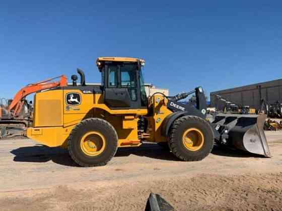 2019 New John Deere 624L Wheel Loader Chandler