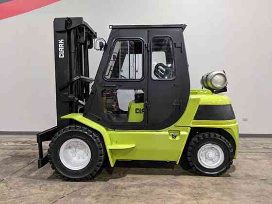 2006 Used CLARK CMP40L Forklift Cary, Illinois