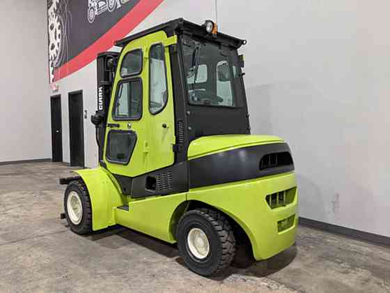 2013 Used CLARK C30D Forklift Cary, Illinois