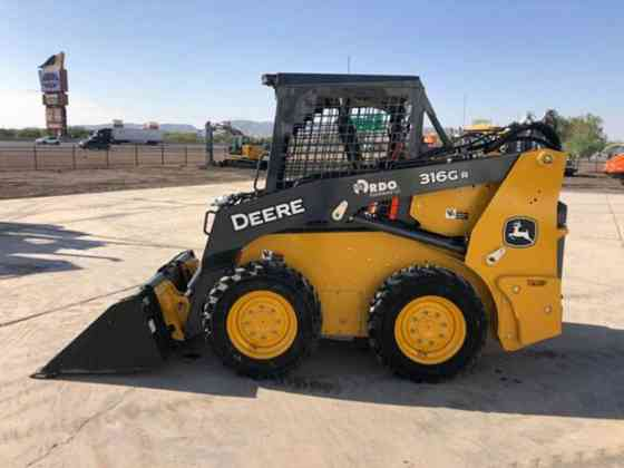 2020 New John Deere 316GR Compact Track Loader Chandler