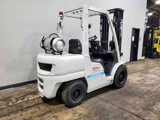 2014 Used NISSAN PF70 Forklift Cary, Illinois