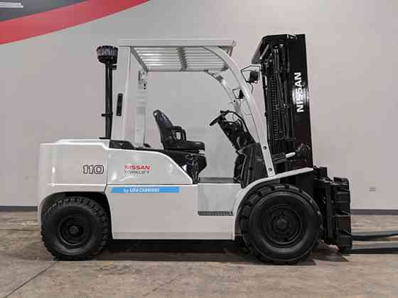 2014 Used NISSAN PFD110Y Forklift Cary, Illinois