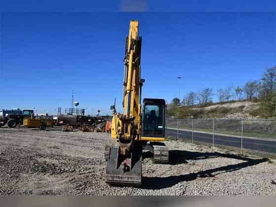 2015 Used KOBELCO SK140SR LC-3 Excavator Chicago
