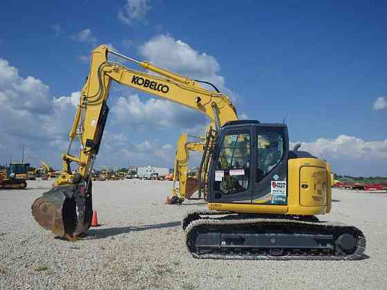 2018 Used KOBELCO SK140SR LC-5 Excavator Chicago