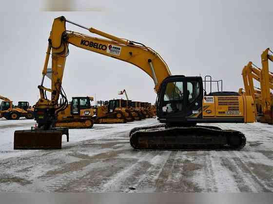 2014 Used KOBELCO SK260 LC-9 Excavator Chicago