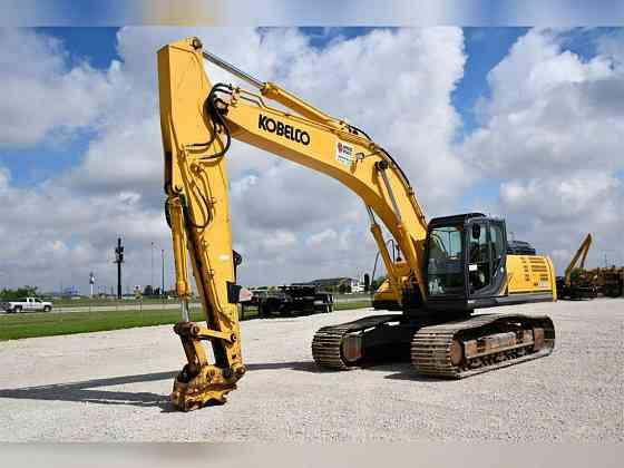 2014 Used KOBELCO SK350 LC Excavator Chicago