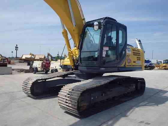 2015 Used KOBELCO SK260 LC-9 Excavator Chicago