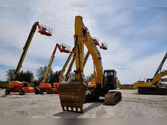 2017 Used KOBELCO SK300 LC-10 Excavator Chicago