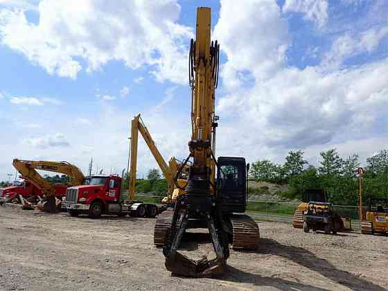 2014 Used KOBELCO SK210 LC Excavator Chicago