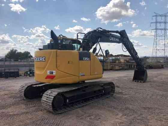 2017 New John Deere 135G Excavator Chandler