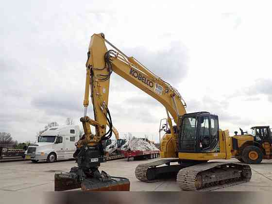 2018 Used KOBELCO SK270 LC IV Excavator Chicago