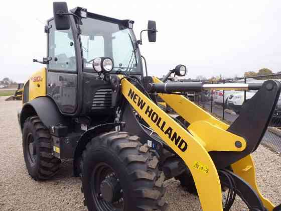 2019 Used NEW HOLLAND W80C HS Loader Chicago